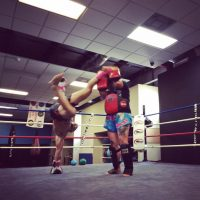 Koh Muay Thai, Knees, Tampa, FL